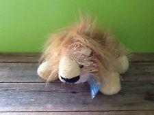 Webkinz By GANZ Lion HM006 With Code Soft Stuffed Plush Animal