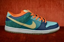 WORN ONCE Nike Dunk SB Low Miami Skateshop Size 11.5 504750 474