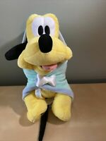 Disney Parks - Disney Babies Pluto Plush Baby with Blanket