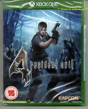 "Resident Evil 4 HD ""New & Sealed' * XBOX ONE (1) *"