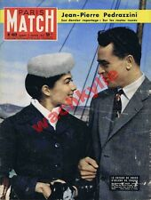 Paris Match n°409 du 09/02/1957 Alger URSS Ibn Seoud Joconde Europe