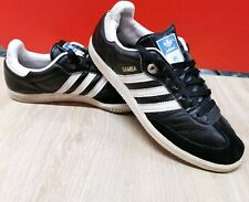 Vintage Retro Adidas Samba World Cup Special Edition trainers 8.5 leather G19463