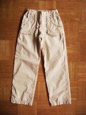 @Pampolina@ CHIARO DOLCE pantaloni beige regolabile VITA TGL 128 AGE 8 - 9