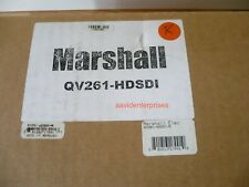 "NEW  Marshall QV261-HDSDI Quad split 26"" LCD SDI monitor, Astro/Transvideo"