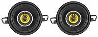 """Pair KICKER 46CSC354 3.5"""" 3-1/2"""" 180 Watt 4-Ohm 2-Way Car Audio Speakers CSC354"""