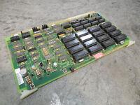 USED Cincinnati Milacron 3 531 4132A CMM Control Board Rev. +A