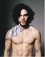 Kit Harrington autographed 8x10 photograph RP