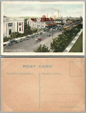 HERSHEY PA CHOCOLATE AVENUE ANTIQUE POSTCARD