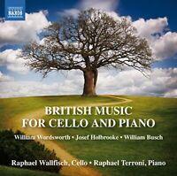 Raphael Wallfisch - Music For Cello And Piano [Raphael Wallfisch; [CD]