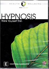 HYPNOSIS THINK YOURSELF THIN - DVD