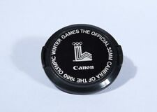 Canon 52mm Front Lens Cap * 1980 Winter Olympic Games