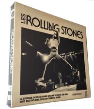 Les Rolling Stones Glenn Crouch Hardcover French Book Pictures Tickets Documents
