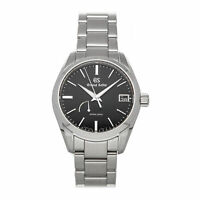 Grand Seiko Heritage Collection Spring Drive Steel Auto 39mm Mens Watch SBGA285