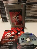 ❤️ Jeu Playstation 2 Ps2 Pal Fr Gran Turismo 3 A-spec Platinium