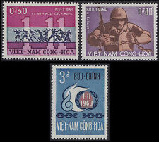 VIETNAM du SUD N°247/249* REVOLUTION, 1964 South Viet Nam Sc#244-246 MH