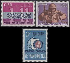 VIETNAM du SUD N°247/249** REVOLUTION, 1964 South Vietnam Sc#244-246 MNH