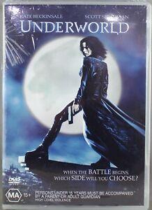 "UNDERWORLD (DVD, 2004) BRAND NEW / SEALED :""REGION 4"""