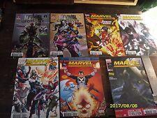 Lot Marvel universe HS V1 Marvel France