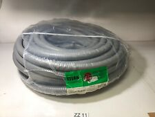 "Southwire Type EF GRAY 3/4"" LIQUID-TIGHT FLEXIBLE CONDUIT 100 FOOT 55-09-40-03"