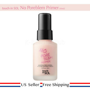 Touch In Sol No Poreblem Primer 30ml + Free Random Sample [ US Seller ]