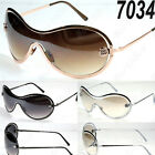 New DG Eyewear Womens Mens Shield One Lens Designer Sunglasses Shades Fashion