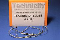 TOSHIBA A 200  - WEBCAM + CABLE - CAMARA + CABLE    - TESTED