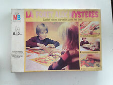 La foret aux mysteres (cache cache surprise dans les Bois) MB 1972