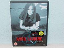 "*****DVD-AVRIL LAVIGNE""MY WORLD""-2003 Arista Records DVD+Audio CD*****"