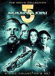 Babylon 5 The Movie Collection (DVD, 1999, 5-Discs)