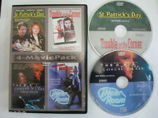 ST. PATRICKS DAY-TROUBLE ON CORNER-LEISURE CLASS THEORY-NEAR ROOM 4-Movies 2-DVD
