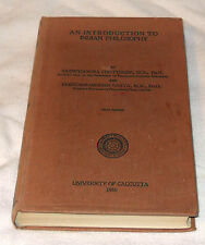introduction to indian philosophy chatterljee & datta-hc- 1960-6th ed.