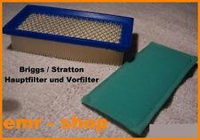 Briggs & Stratton Luftfilter plus Vorfilter 9 PS OHV Vanguard 491384
