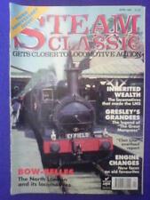 STEAM CLASSIC - BOW BELLES - April 1993 #37