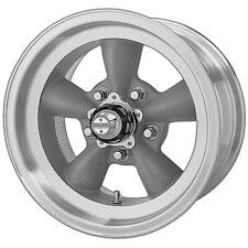 "American Racing VN105 Torq Thrust D 15x7 5x4.75"" -6mm Gunmetal Wheel Rim 15 Inch"
