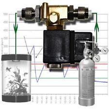 ELECTROVALVULA VALVULA MAGNETICA CO2 REGULADOR PH INSTALATION ACODO PLANTA   MV1