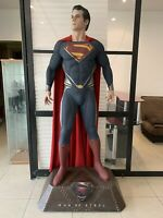 Man Of Steel Superman Henry Cavill 1:1 Life Size Statue OXMOX Muckle