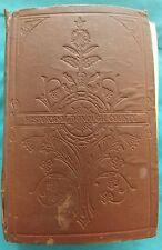 History of McDonough County, Illinois, Clarke, 1878, Original Antique Genealogy