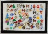 VINTAGE MID CENTURY GUMBALL CHARMS TRINKETS~READY FOR GIFTING~GREAT VARIETY~#3