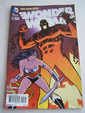 DC COMICS WARNER BROS , WONDER WOMAN , IN ENGLISH N° 28 DE 2014 .