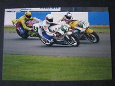 Photo 250cc #5 Zeelenberg (NED) #48 Coleoni (ITA) #30 Eckl (GER) TT Assen 1991
