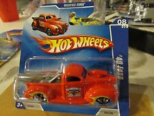 Hot Wheels '40 Ford Pickup Modified Rides Gold!