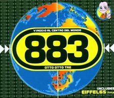 883 Viaggio al centro del mondo (2000, #3829792) [Maxi-CD]