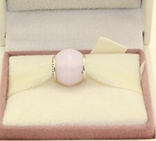 AUTHENTIC PANDORA Geometric Facets, Opalescent White Crystal, 791722NOW    #179