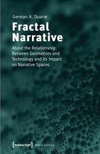 German A. Duarte-Fractal Narrative  (UK IMPORT)  BOOK NEW