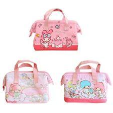 Little Twin Stars My Melody Lunch Bags Tote Picnic Food Bags handbag manga new