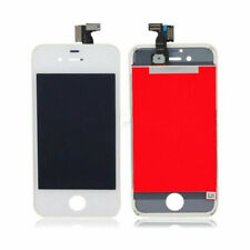 TOUCH SCREEN + LCD DISPLAY RETINA + FRAME PER APPLE IPHONE 4S BIANCO SCHERMO