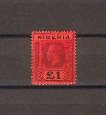 NIGERIA 1914/29 SG 12ba MNH Cat £225