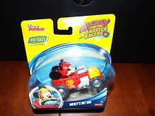 Disney Mickey and the Roadster Racers MICKEY'S HOT ROD Die-cast Car
