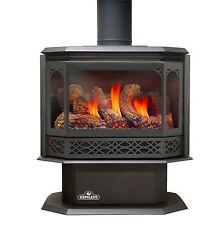 Napoleon Gas Fireplace GDS50 Stove LP NG Propane natural W/BLACK DOOR DEALS!!
