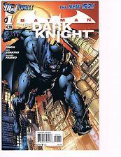 BATMAN THE DARK KNIGHT #1 DC New 52 Comics High Grade 1st Print Near Mint to NM+